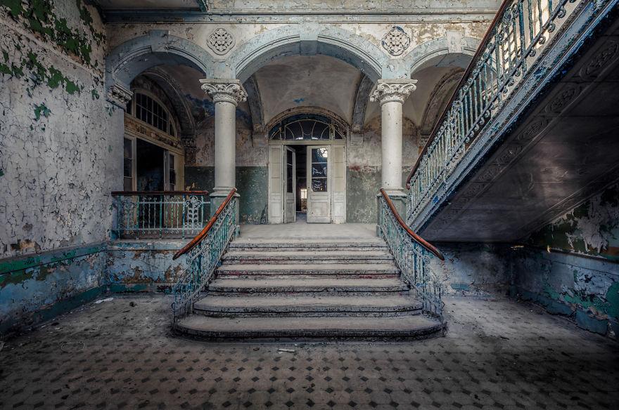 napuštena mjesta