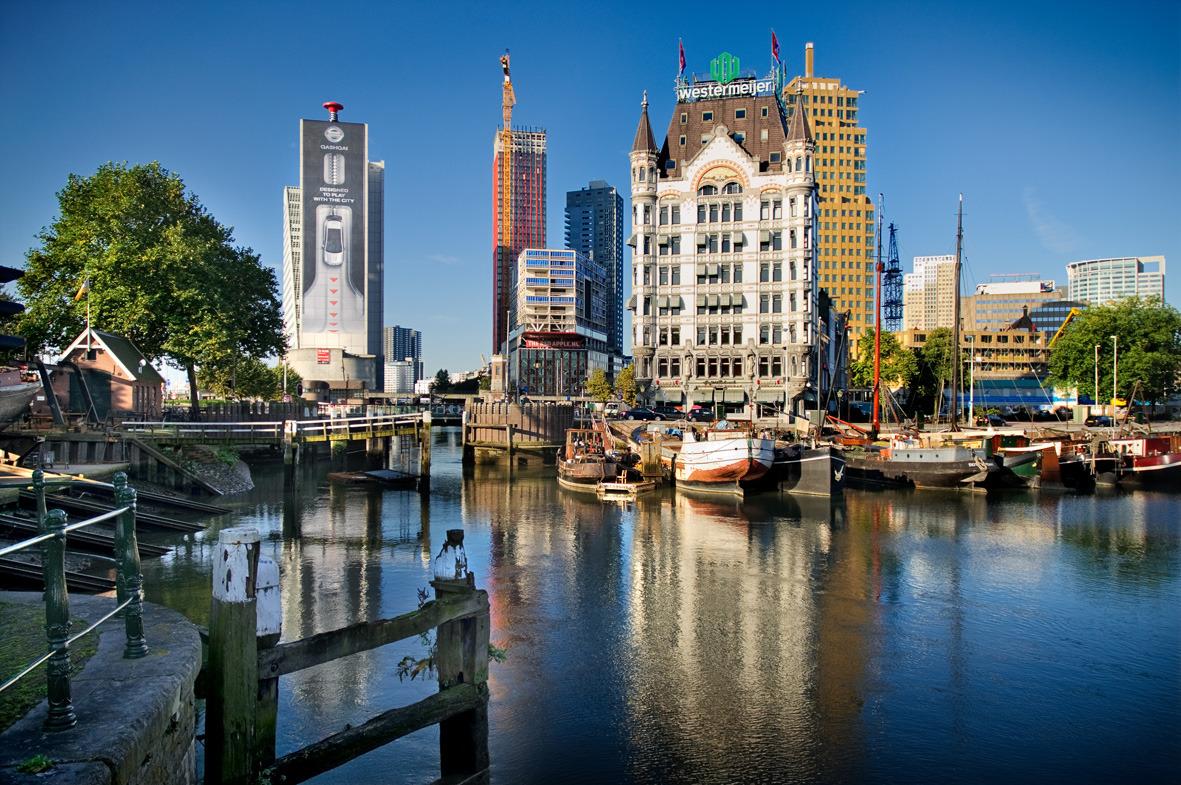 Rotterdam - cultuur & stad1