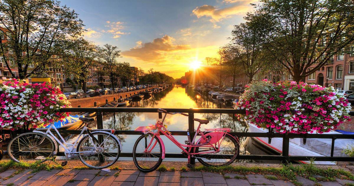 povratne avio karte za Holandiju