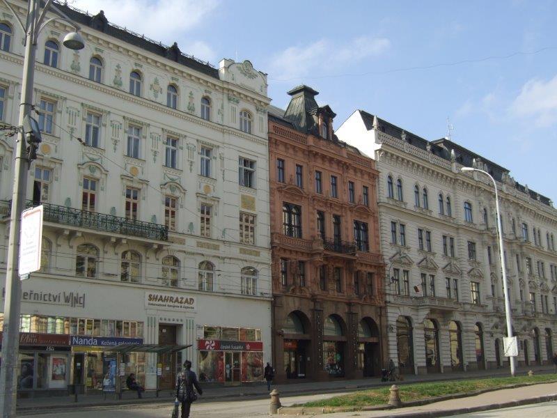 Brno, centar grada