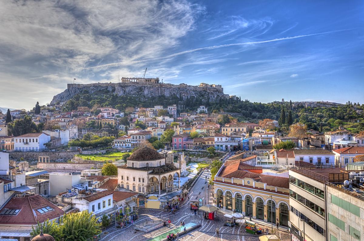 Nova godina u Atini za samo 99 evra