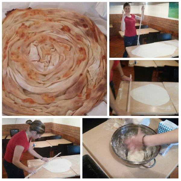 Razvijanje pite