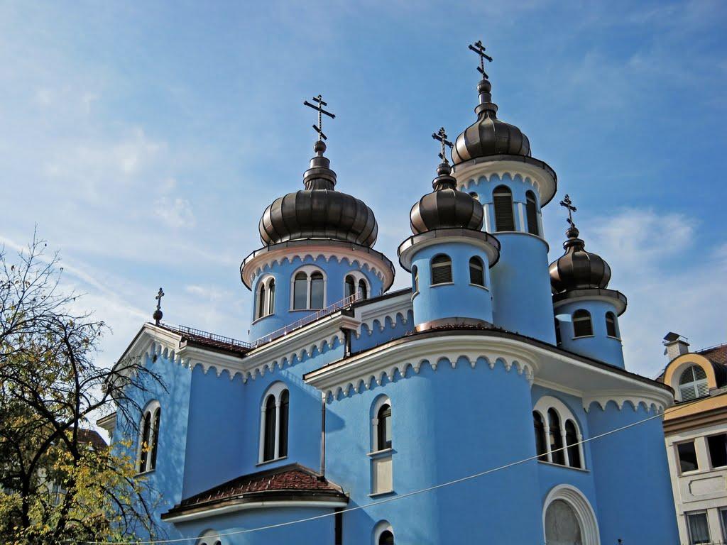 Ukrajinska crkva u Banjaluci