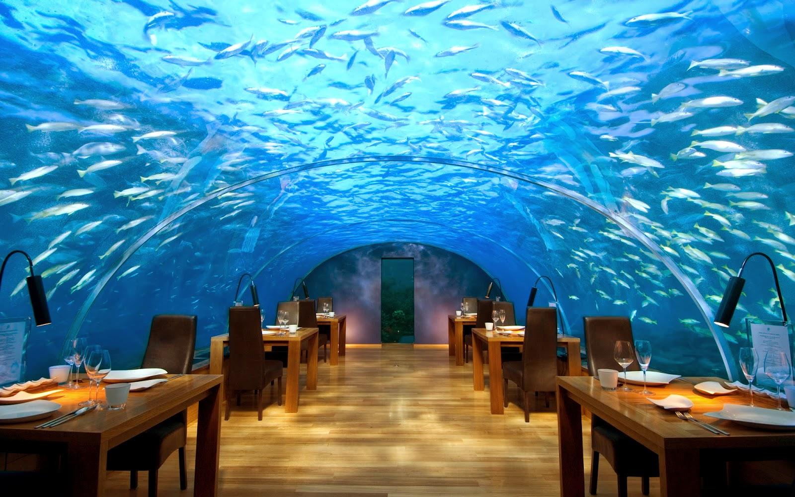 10 neobičnih restorana širom planete zemlje