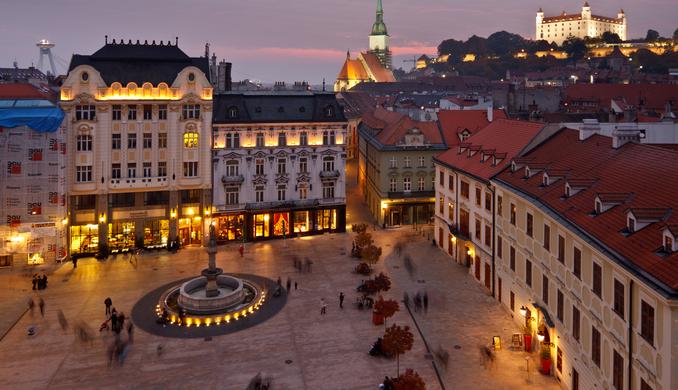 povratne avio karte za Bratislavu iz Tuzle
