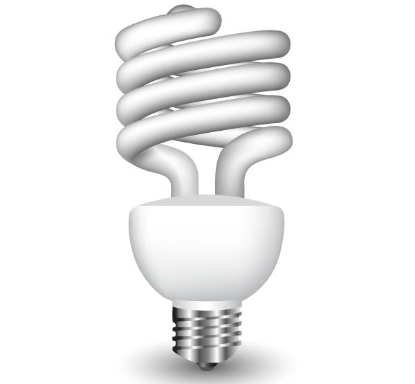 176-energy-saving-fluorescent-light-bulb-vector-free