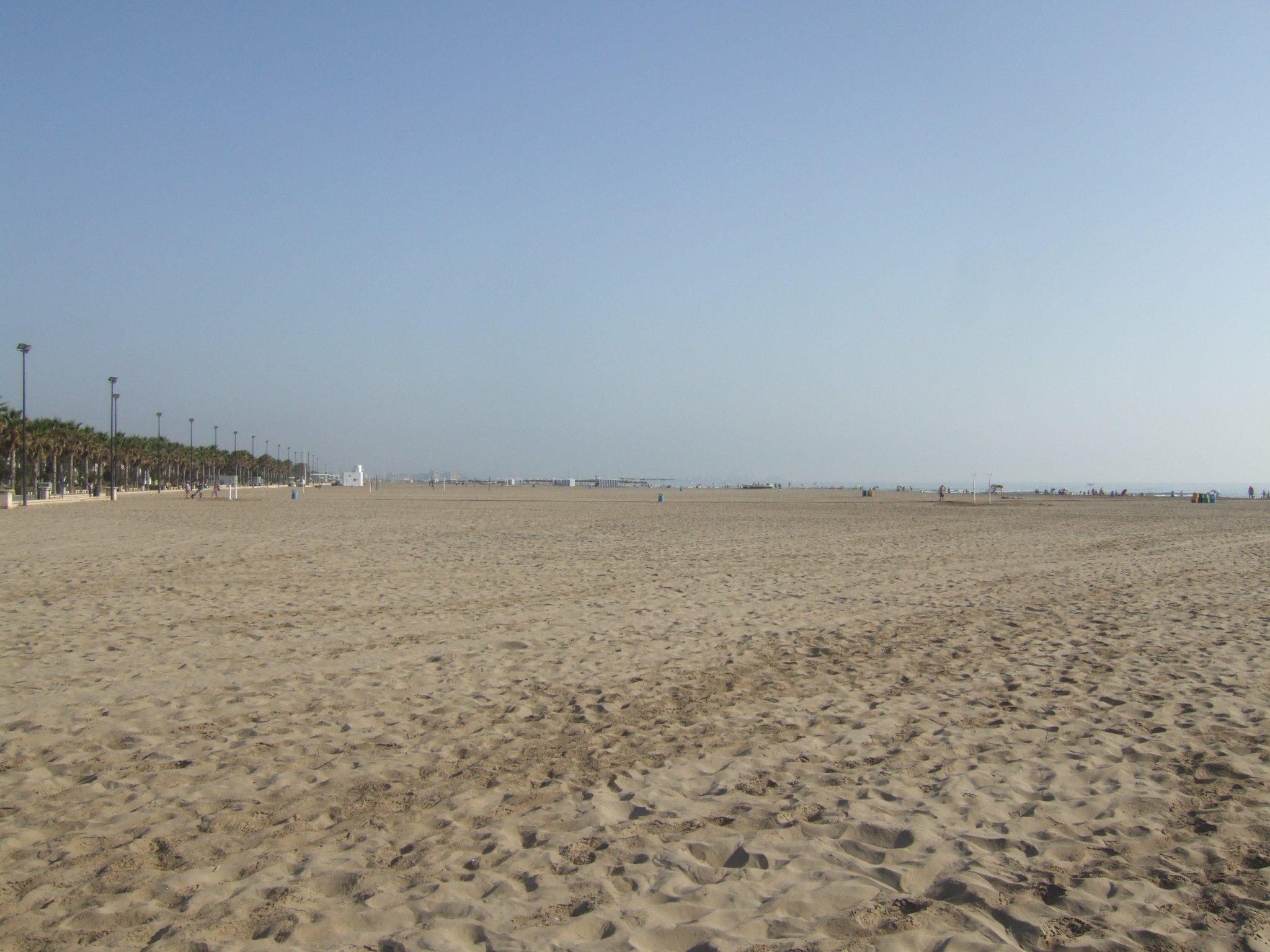 Plaža Malvarosa