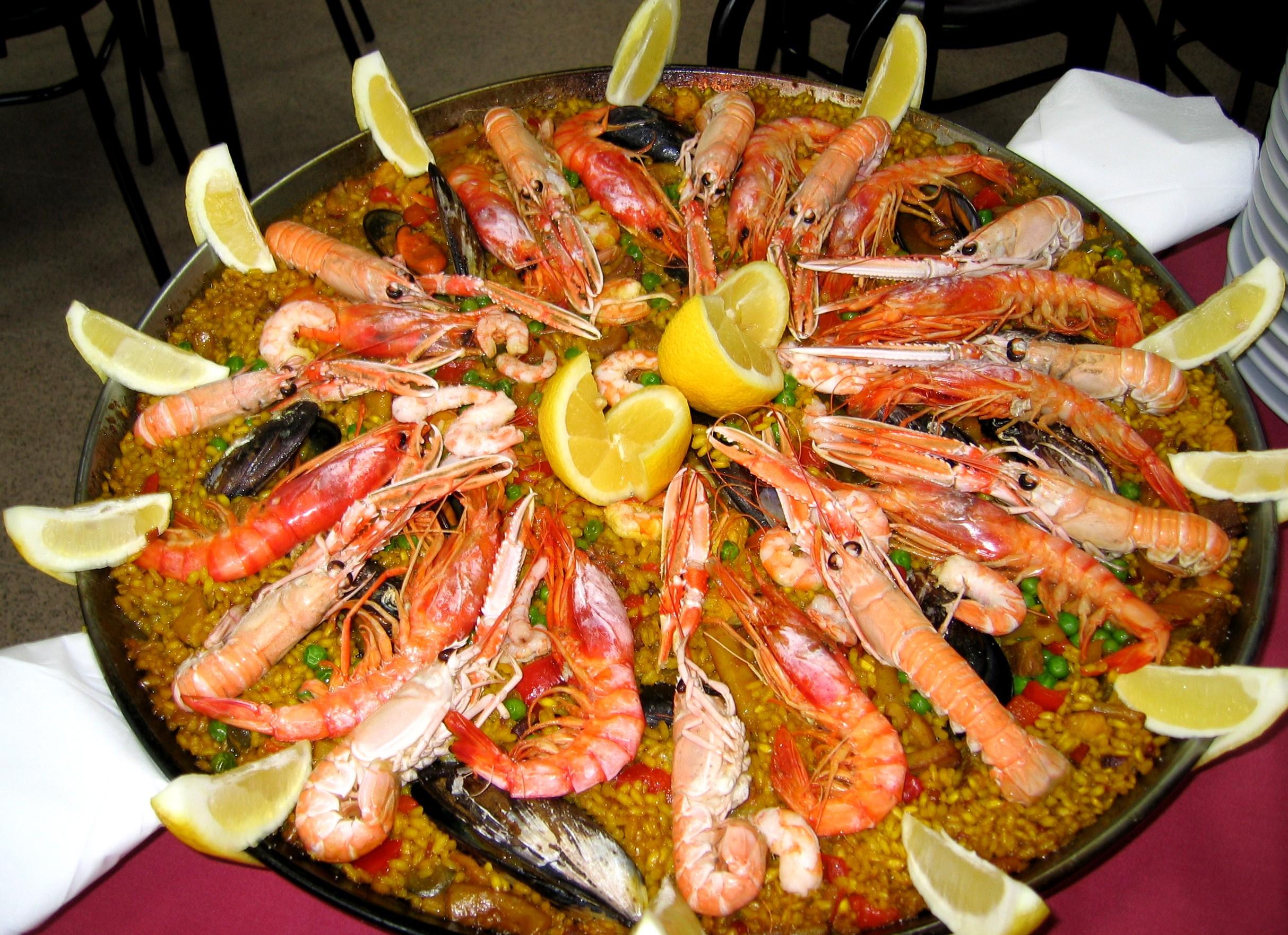 Paljea je jedno od tradicionalnih španskih jela