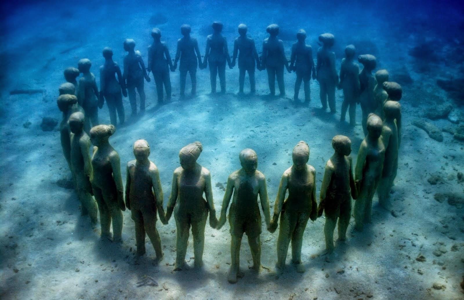 Podvodni muzej u Kankunu