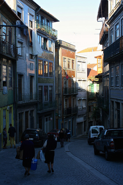 Šetanje po ulicama Porta
