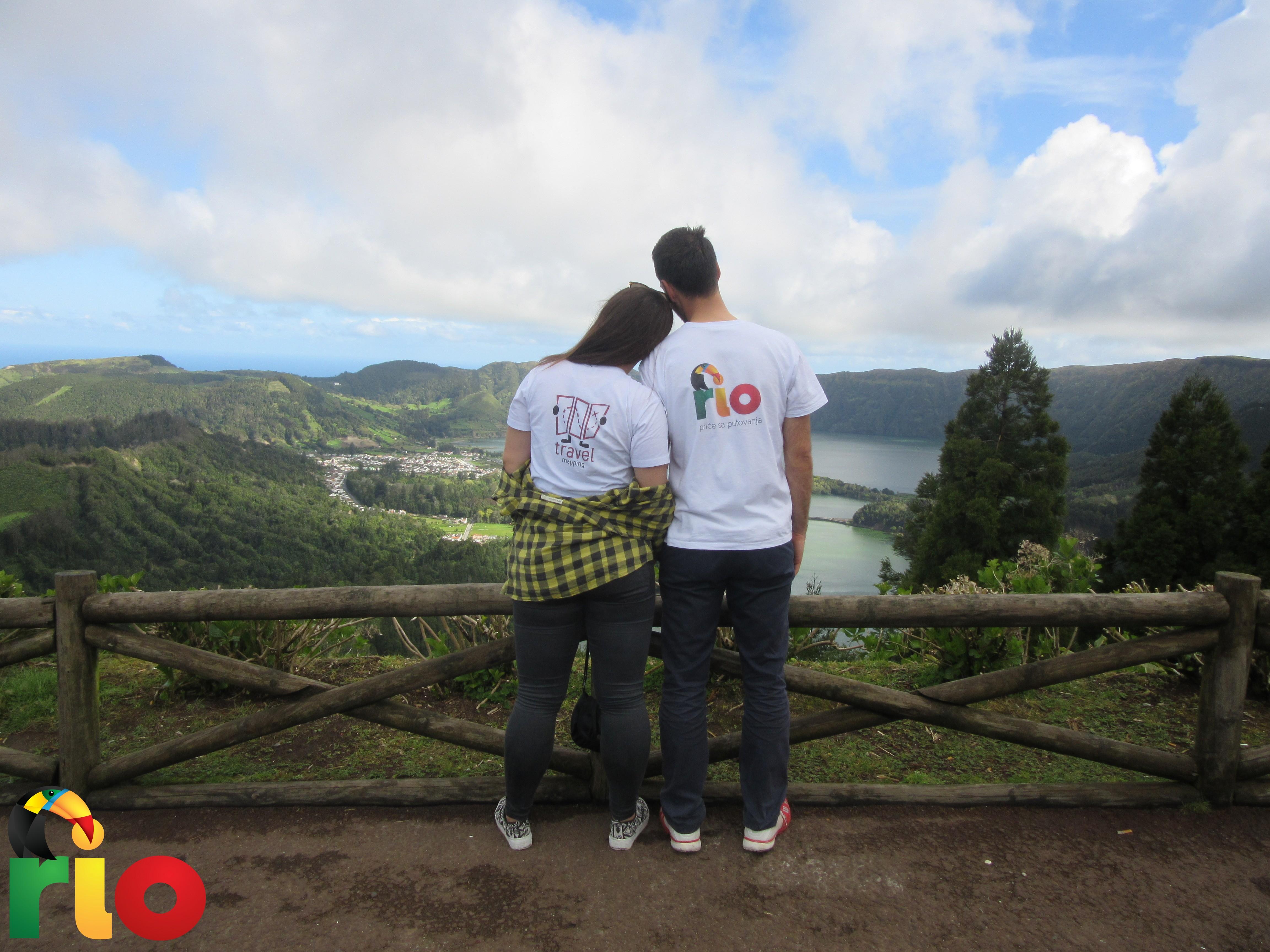 Naša slika. Azorska ostrva