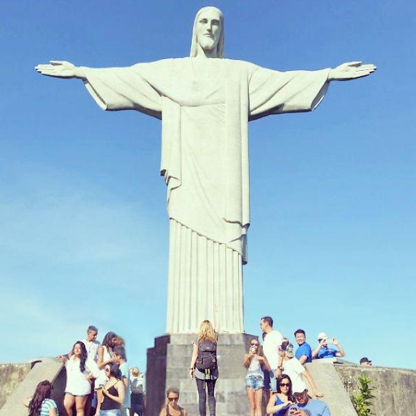Kip Isusa u Brazilu jedno je od čuda modernog svijeta