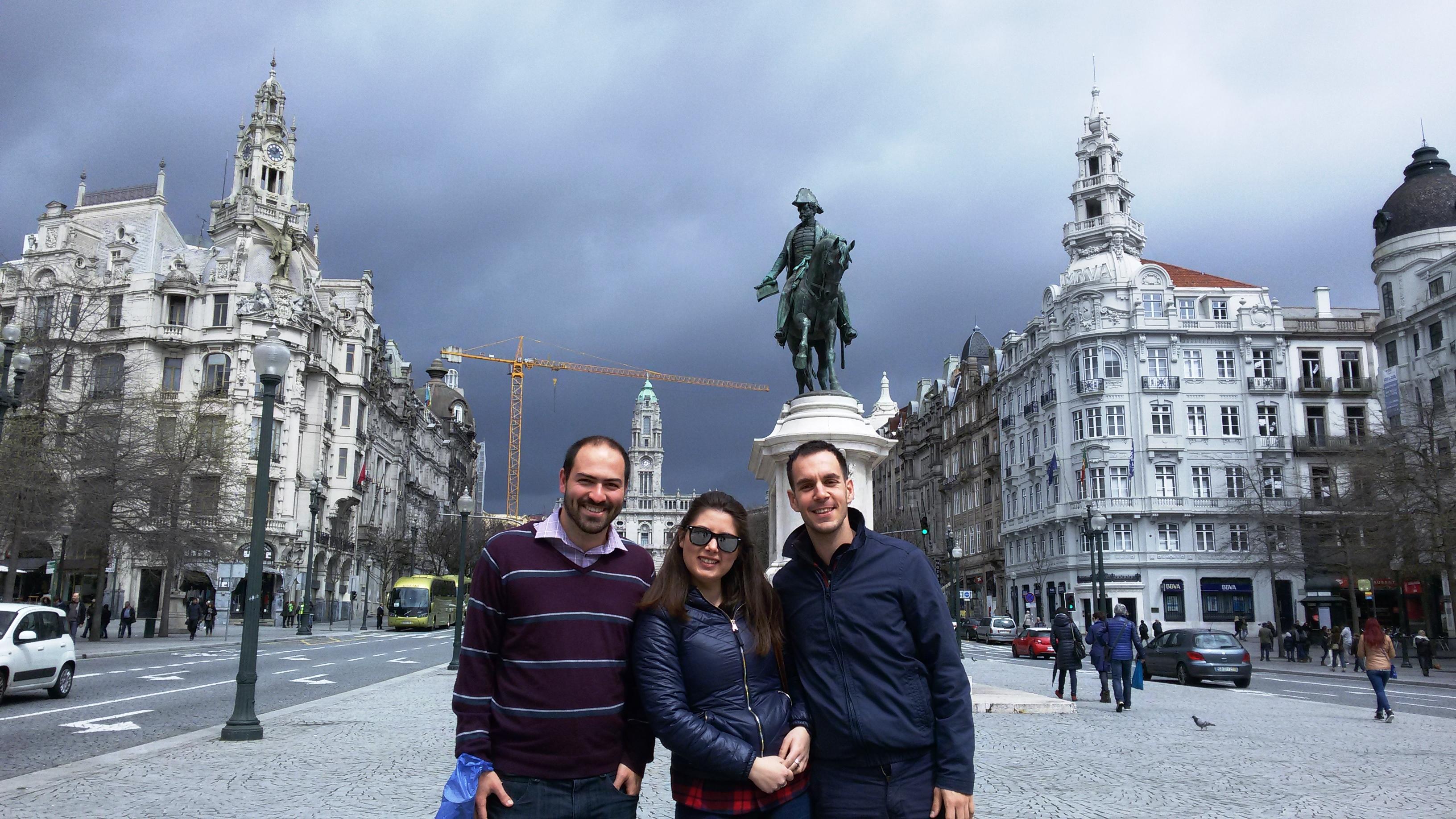 Tokom posjete Portu, proveli smo neko vrijeme sa Pedrom