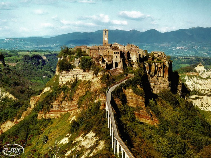 Civita di bagoneiro, Italija