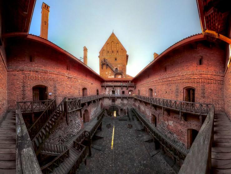 Ostrvo Trakai u Litvaniji