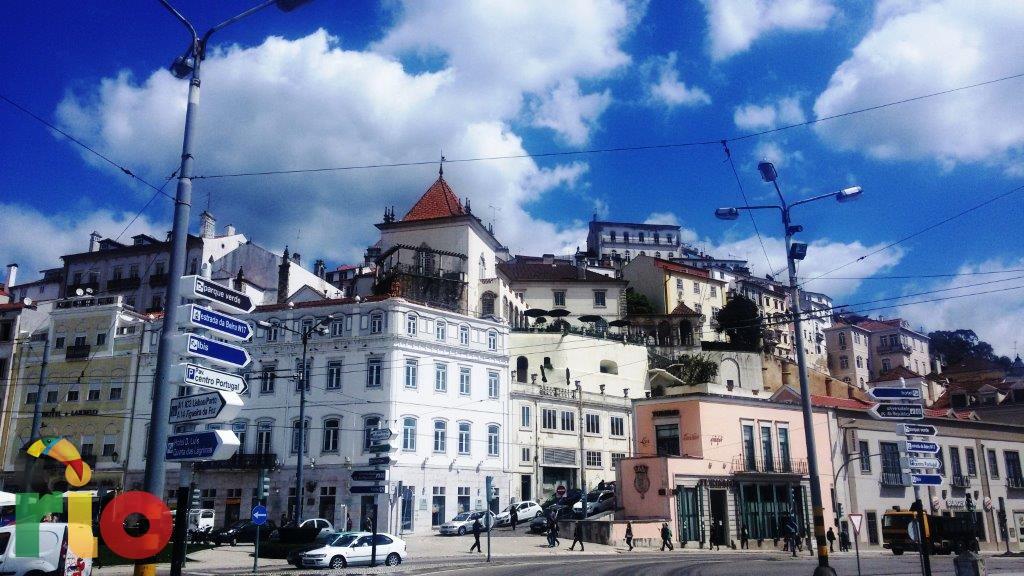 Koimbra, treći po redu grad u Portugalu