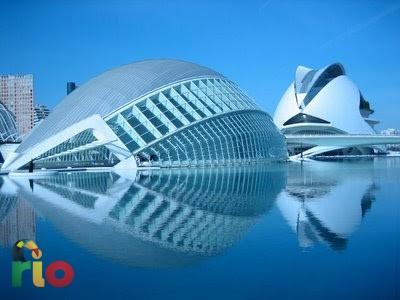 Grad nauke i umjetnosti, Valensija