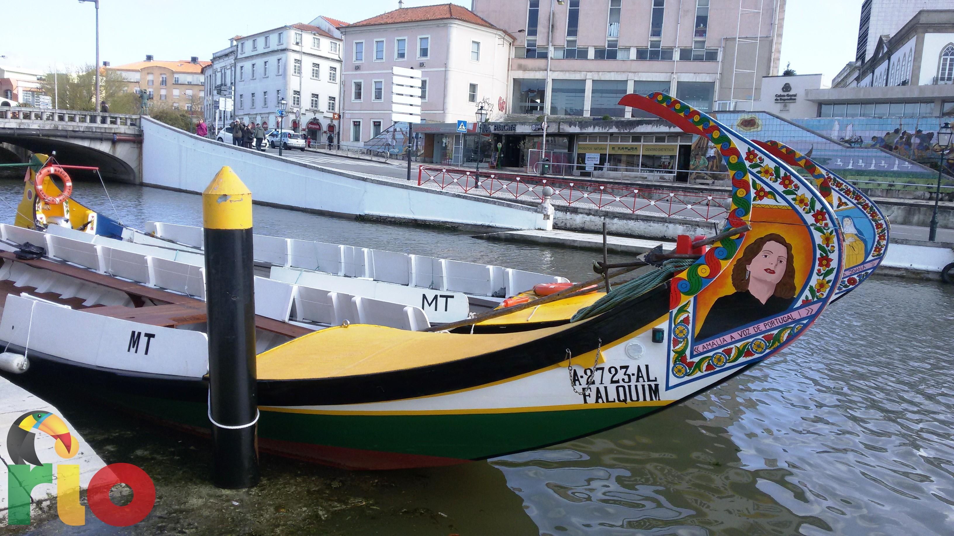 Napraviti čamce po uzoru na grad Aveiro u Portugalu