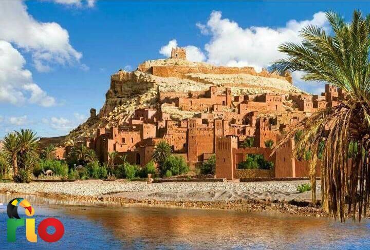 Maroko, crvena Afrika