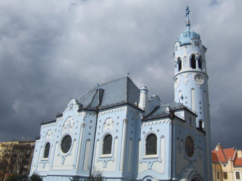 Plava crkva u Bratislavi