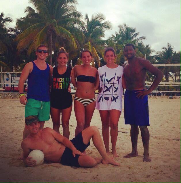 Društvo iz šest zemalja u Majamiju