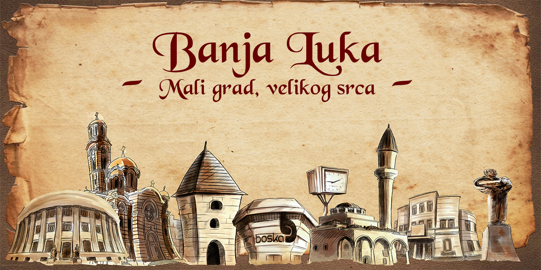 Banja Luka slogan grada