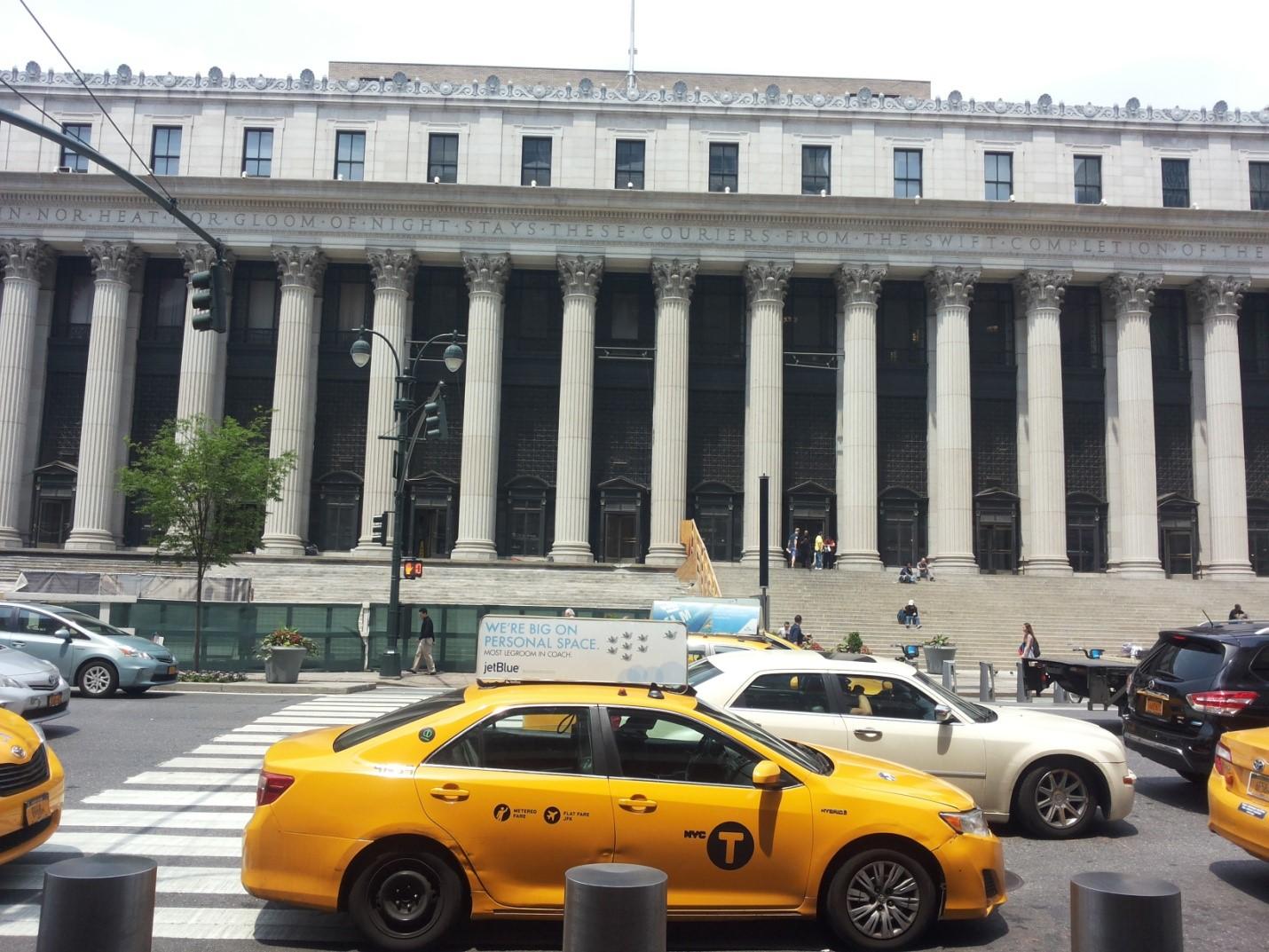 taksi u Njujorku