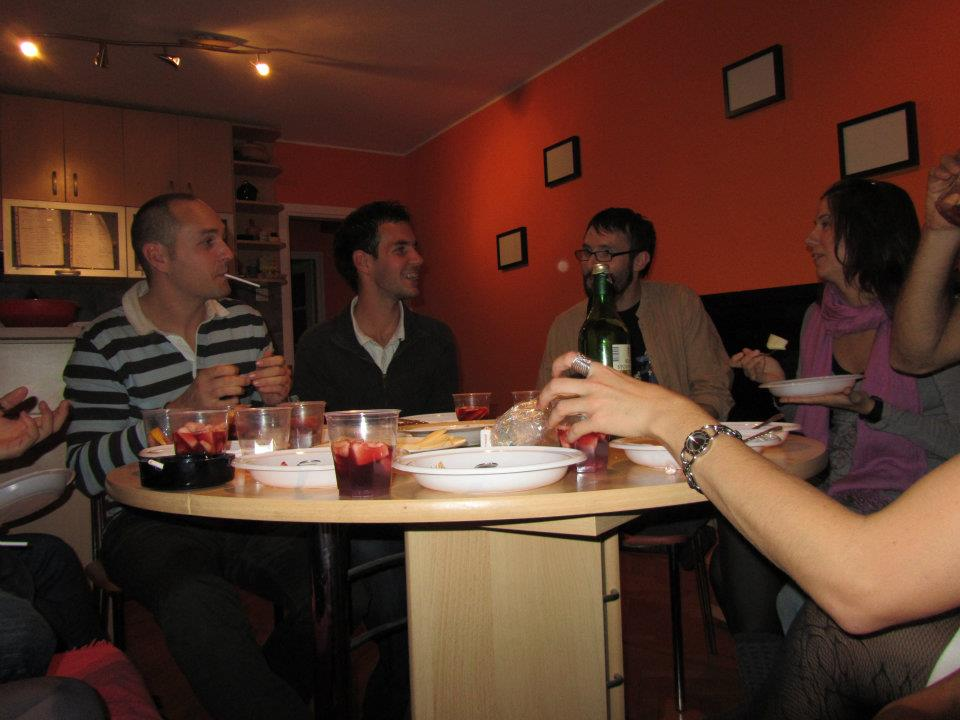 španska večera