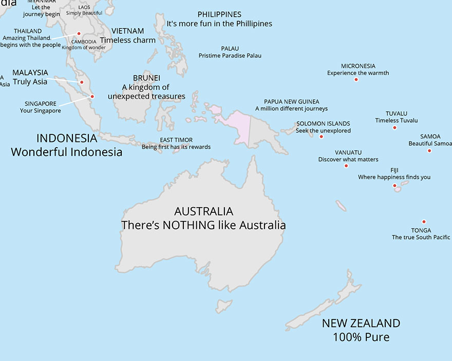 There is NOTHING like Australia