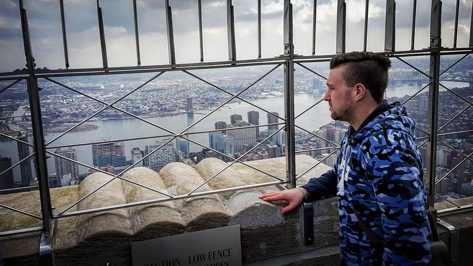 Pogled na Nju Jork