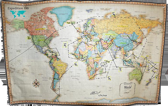 Priča o djevojci koja je obišla svih 196 zemalja