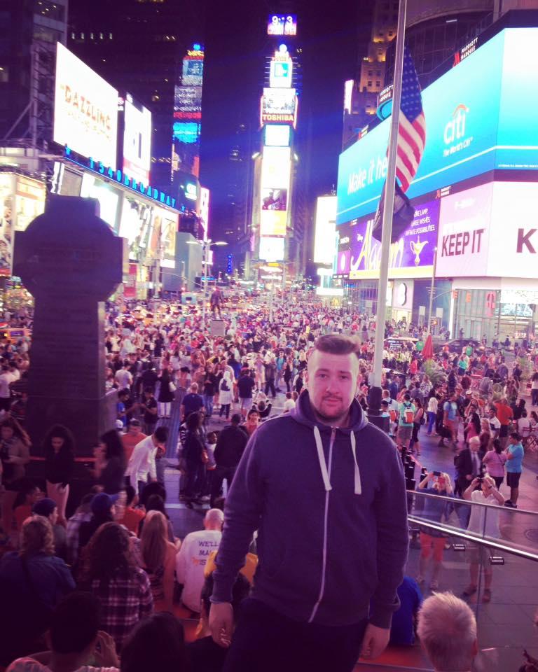Times Square, glavni trg u Nju Jorku