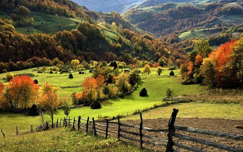 Selo u Bosni