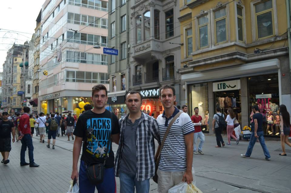 Šetnja Istanbulom