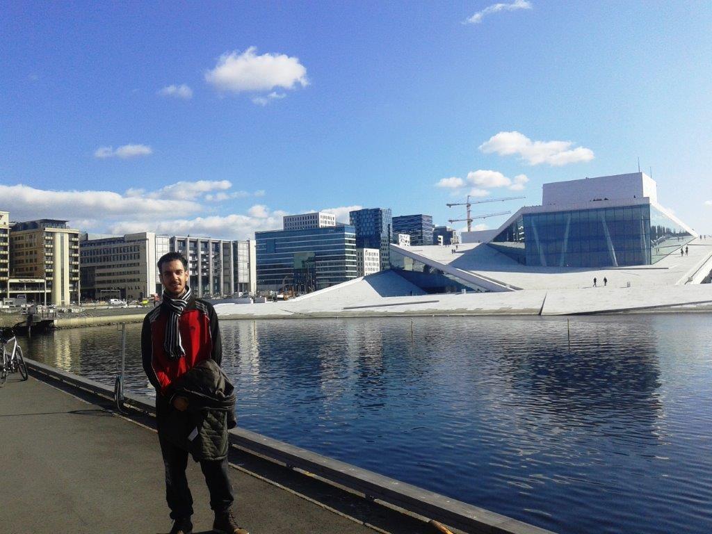Putovanje u Oslo