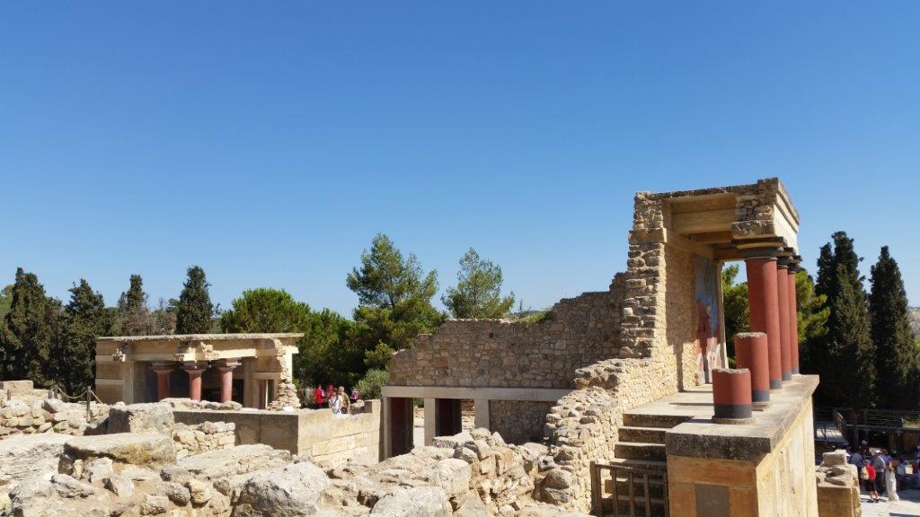 Arheološki lokalitet Knosos