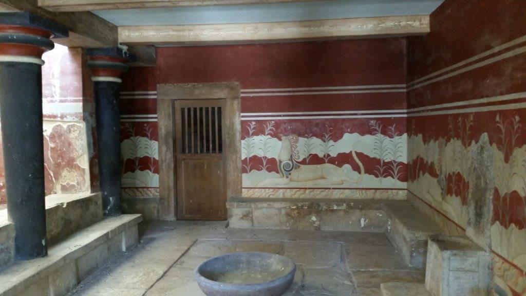 Ostaci monumentalne palate