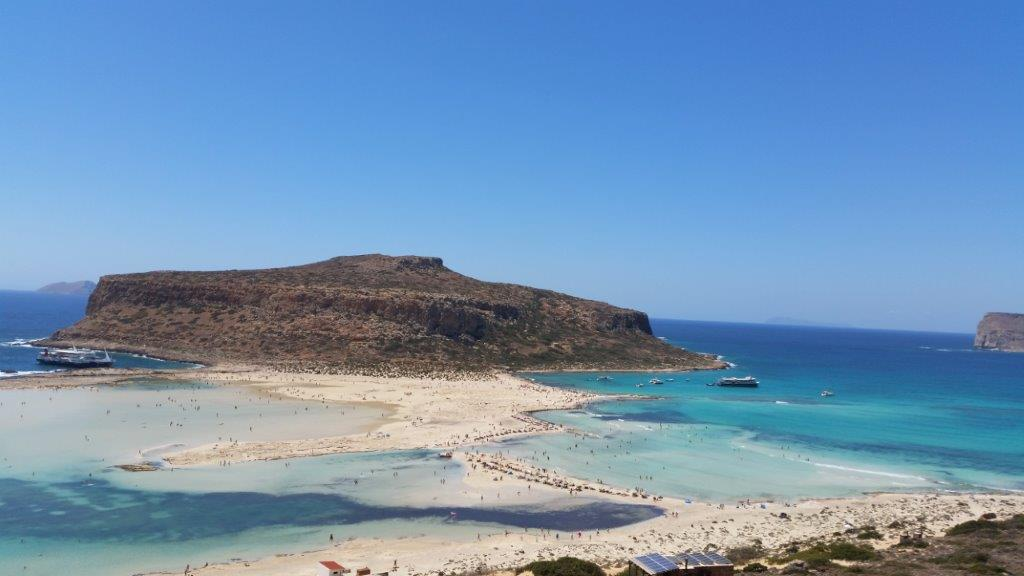 Laguna Balos na Kritu