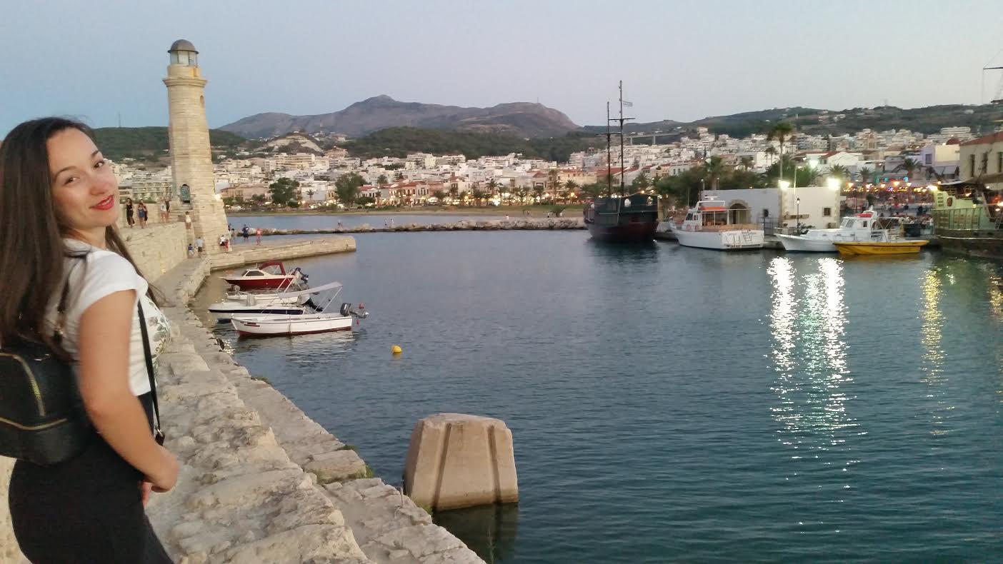 Putovanje na Balos