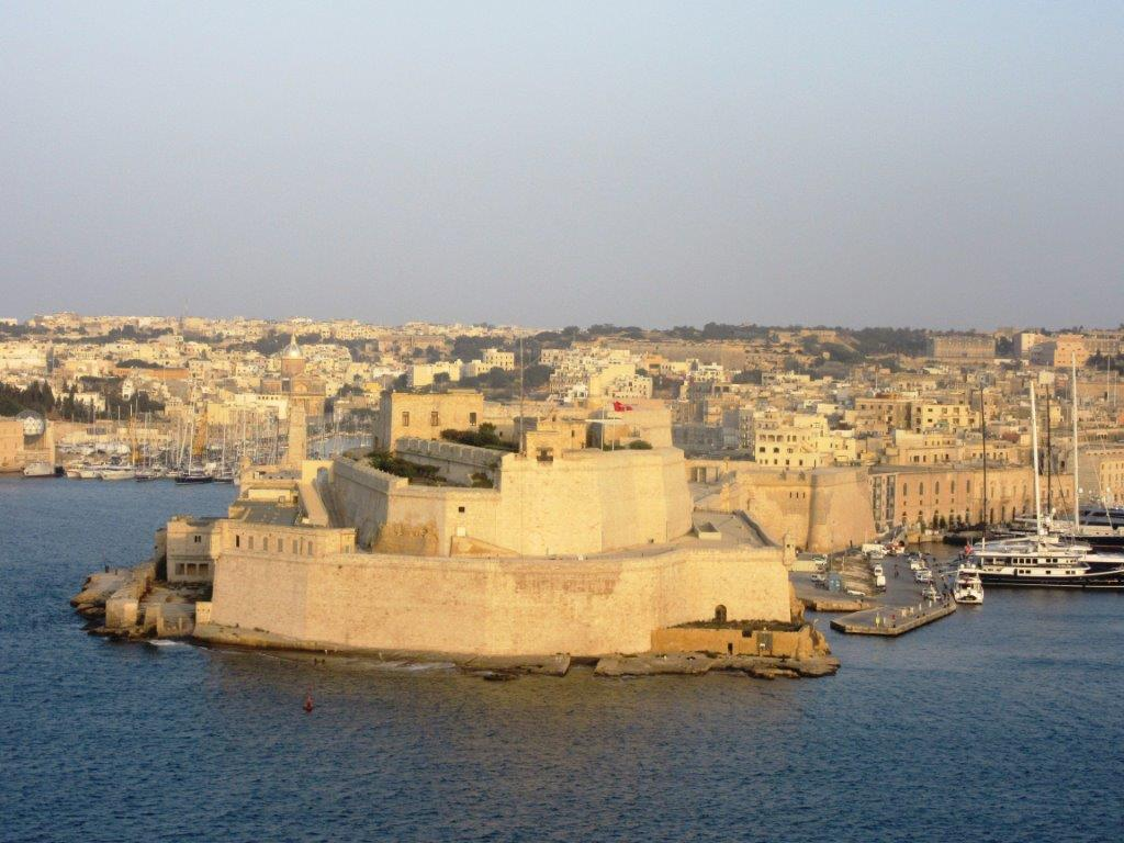 Valeta je glavni grad Malte