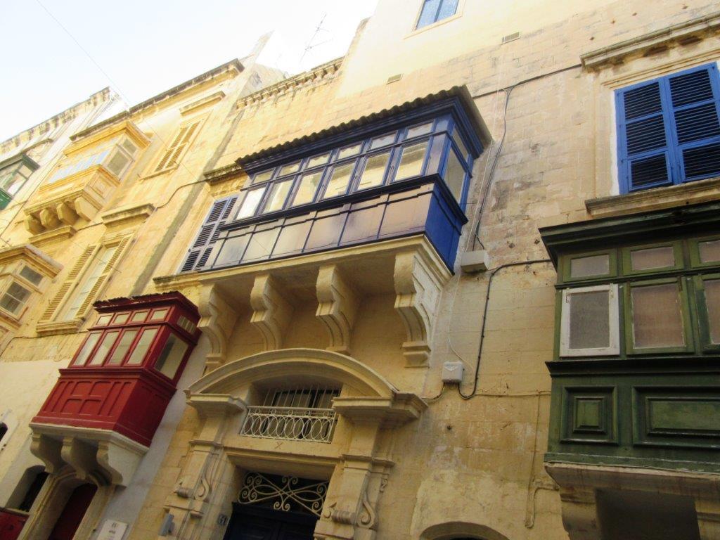 stare kuće na Malti