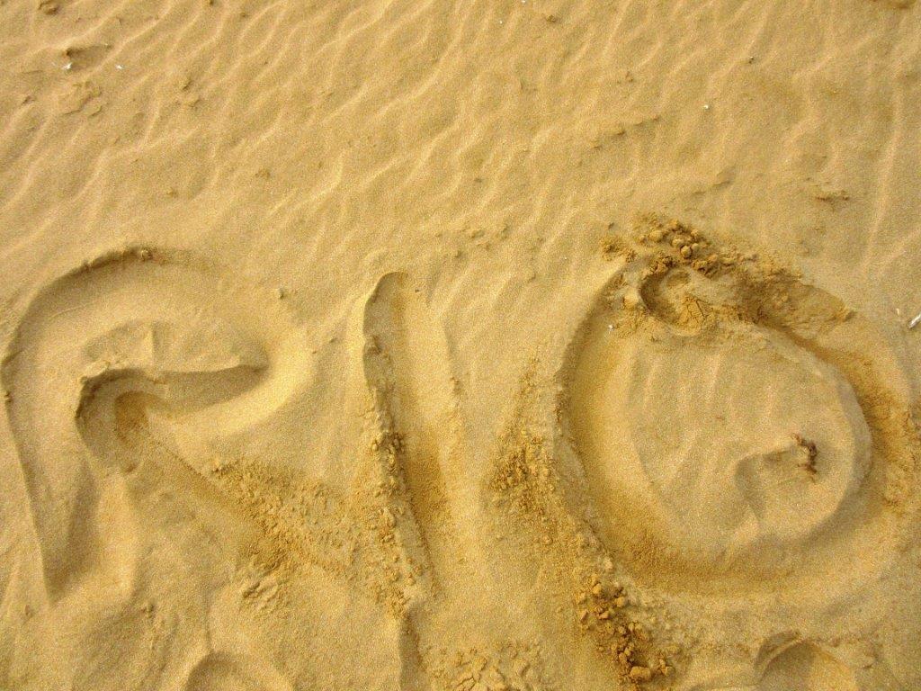 Pisanje u pjesku