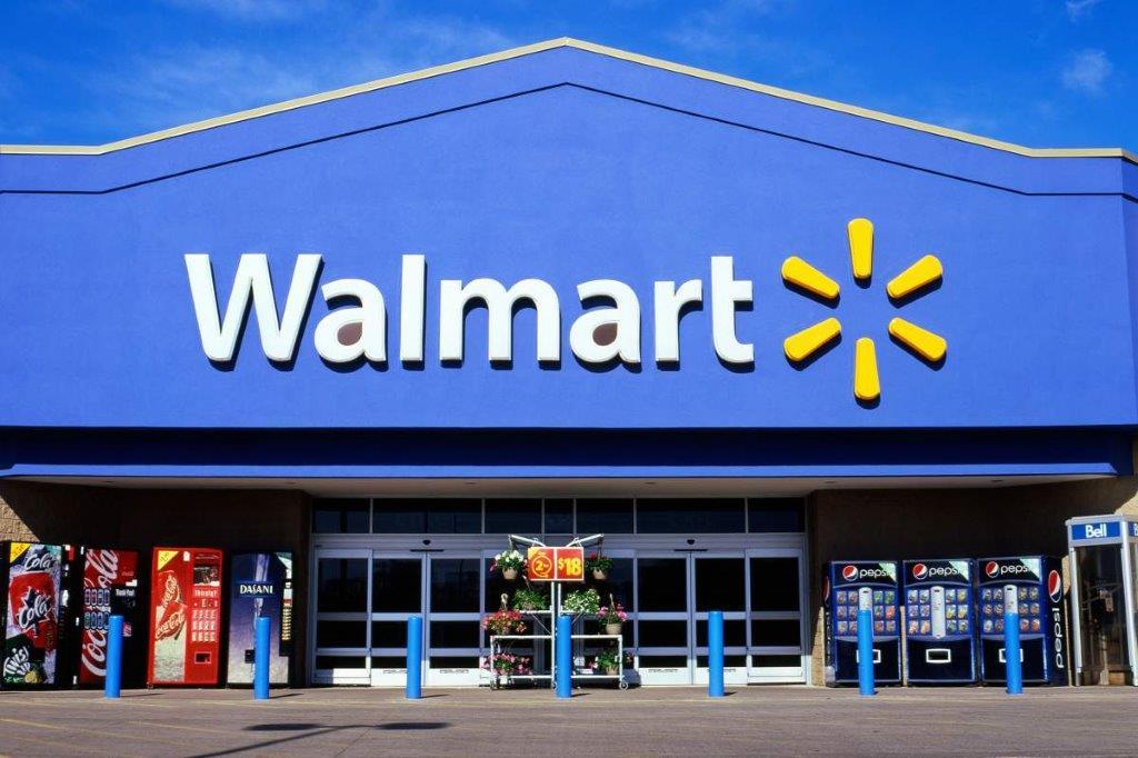 Wallmart marketi