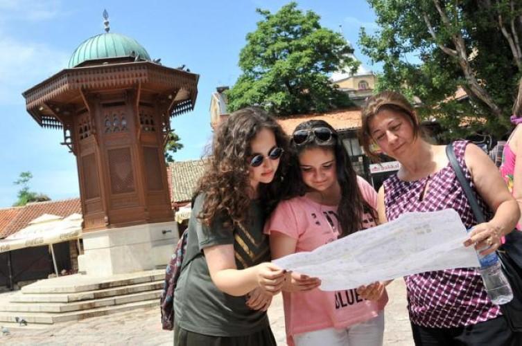 turisti u BiH
