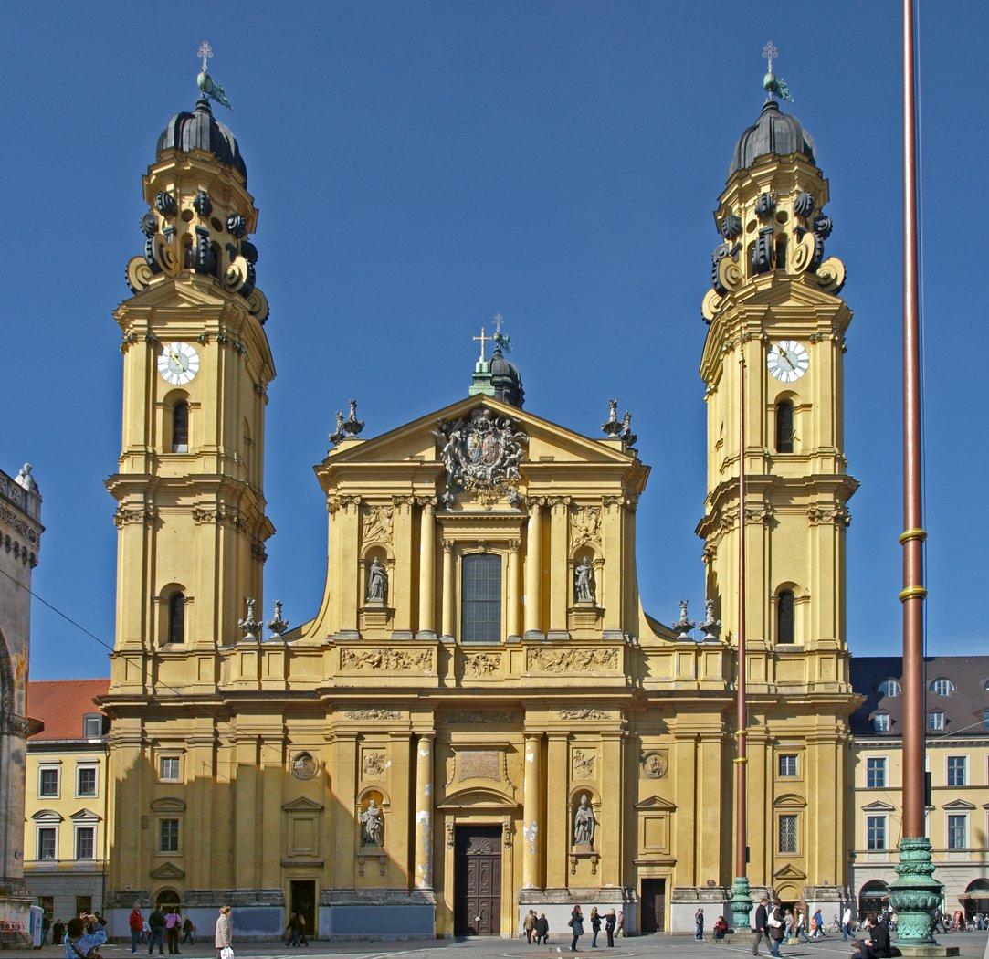 crkva u Minhenu