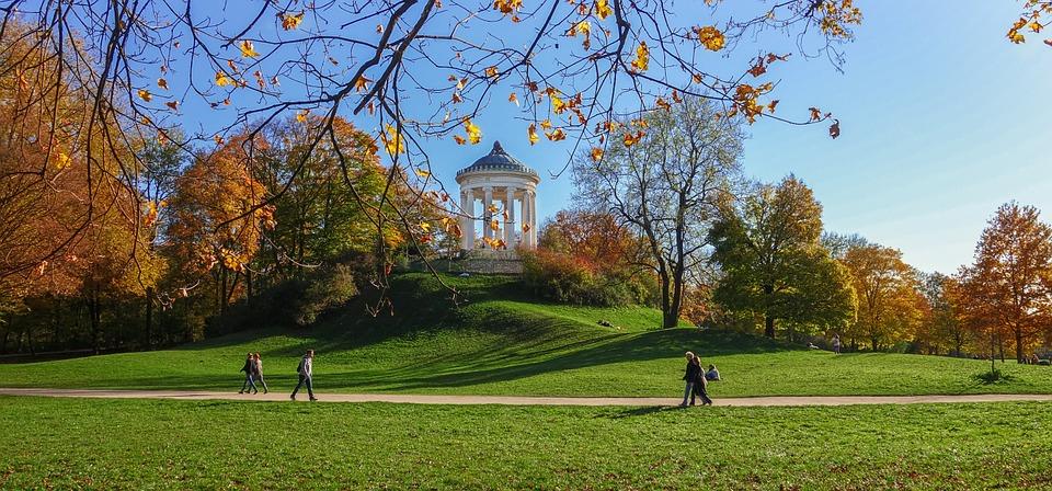 engleski park u Minhenu