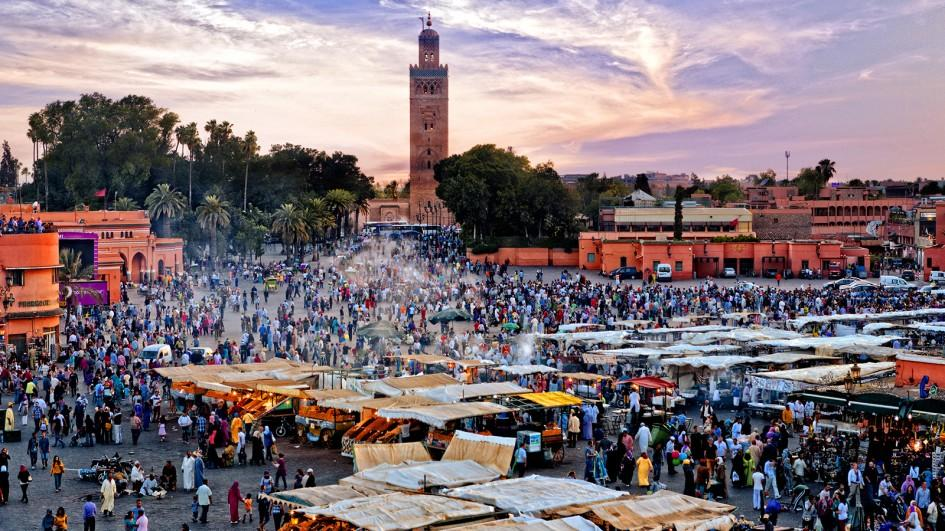 povratne avio karte za Maroko