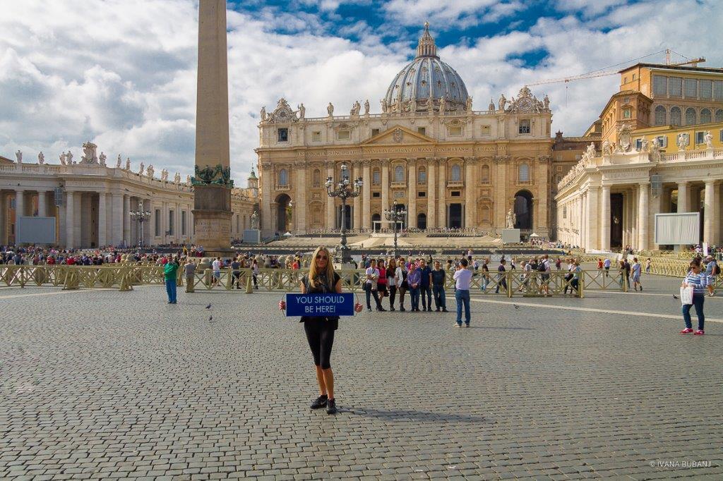 Vatikan, Rim