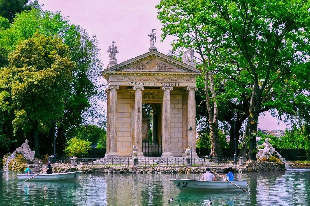 Villa Broghese u Rimu