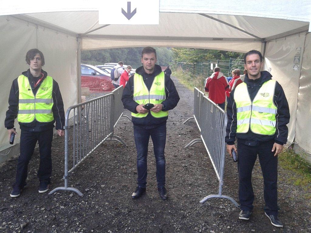 Rad na Formuli 1 u Belgiji